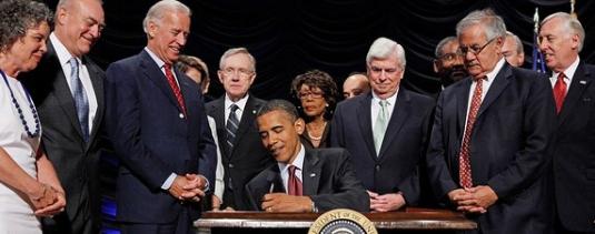 Obama signing 2