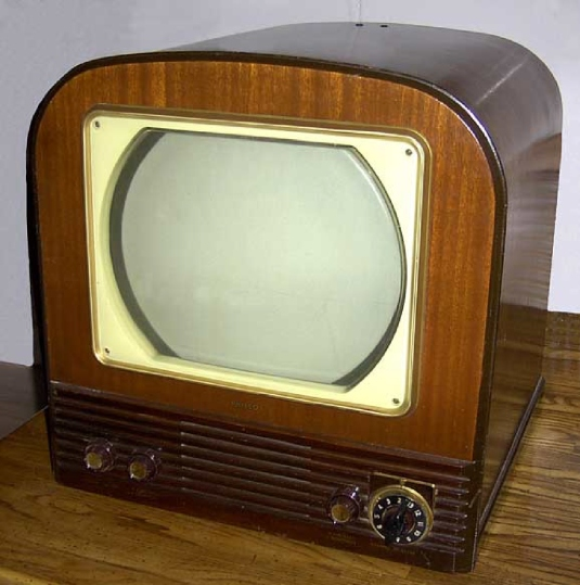 Philco 12 inch television set