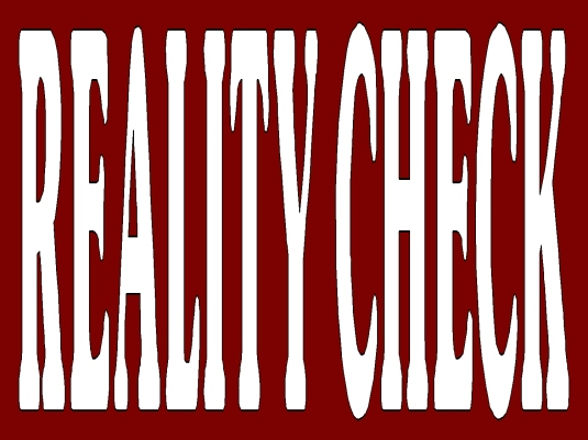 reality check - red