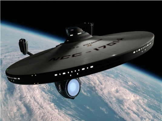 Starship Enterprise 6 b