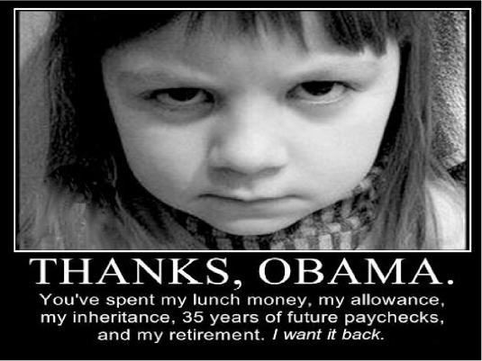 thanks Obama 1a
