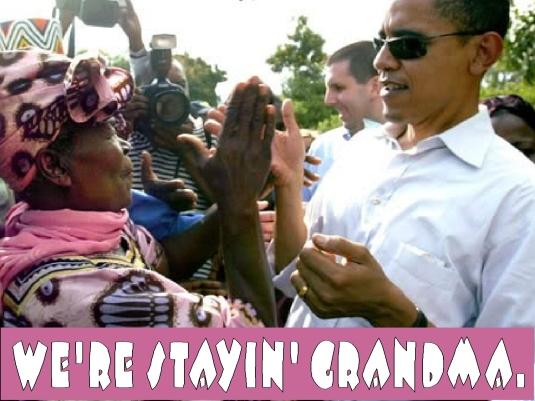 We're staying Grandma 1a