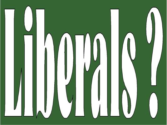 liberals green