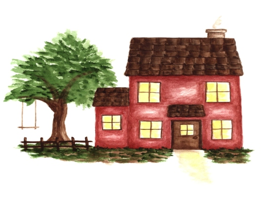 little red House 1