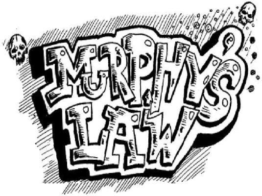 Murphy's Law 1