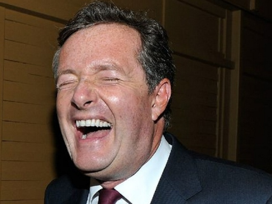 Piers Morgan - Jackass