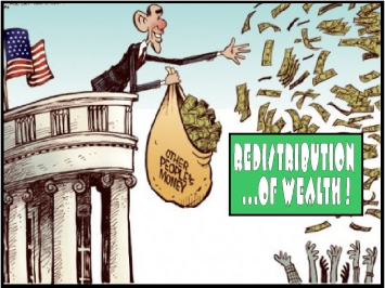 Image result for image of wealth redistribution