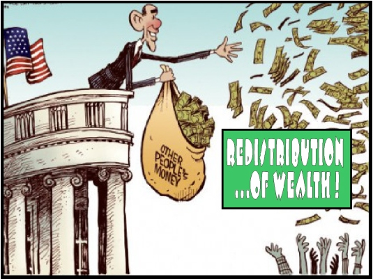 redistribution of wealth 2a