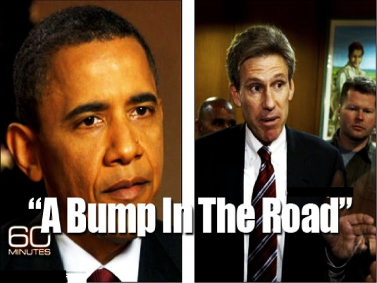 a bump in the road 5