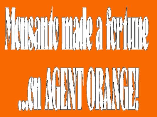 agent orange orange 1a