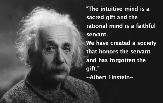 Albert Einstein quote 2