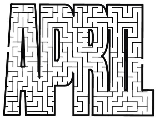 April Maze 1a