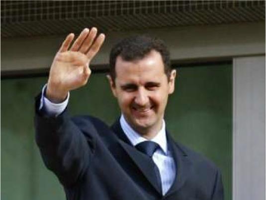 Bashar Hafez al-Assad 1a
