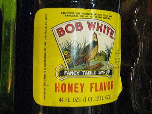bobwhite syrup 1a