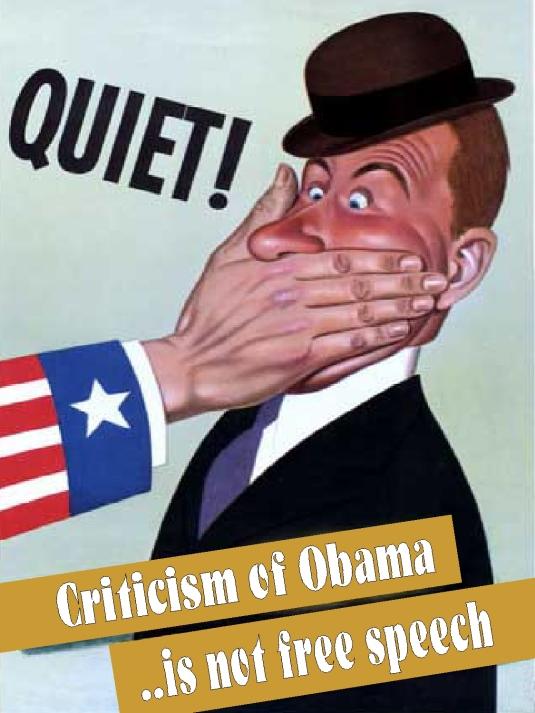 criticism of Obama 2a