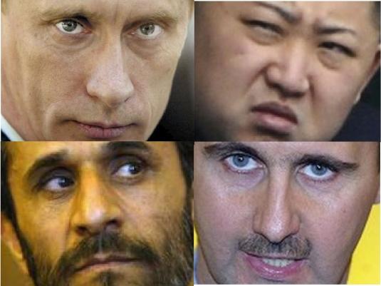 evil faces 1a