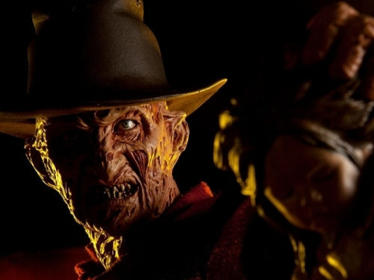 Freddy Krueger close-up 1a