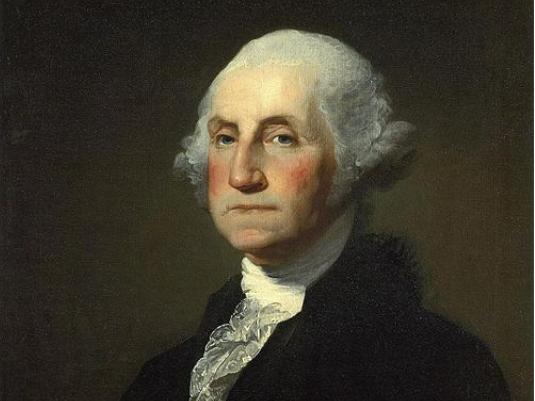 George Washington - first Pres 1