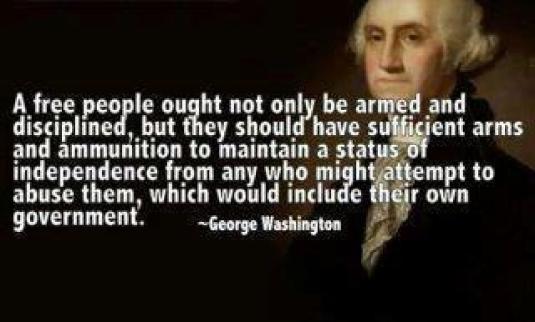 George Washington quote 1