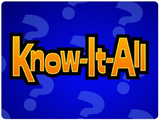 know it all logo