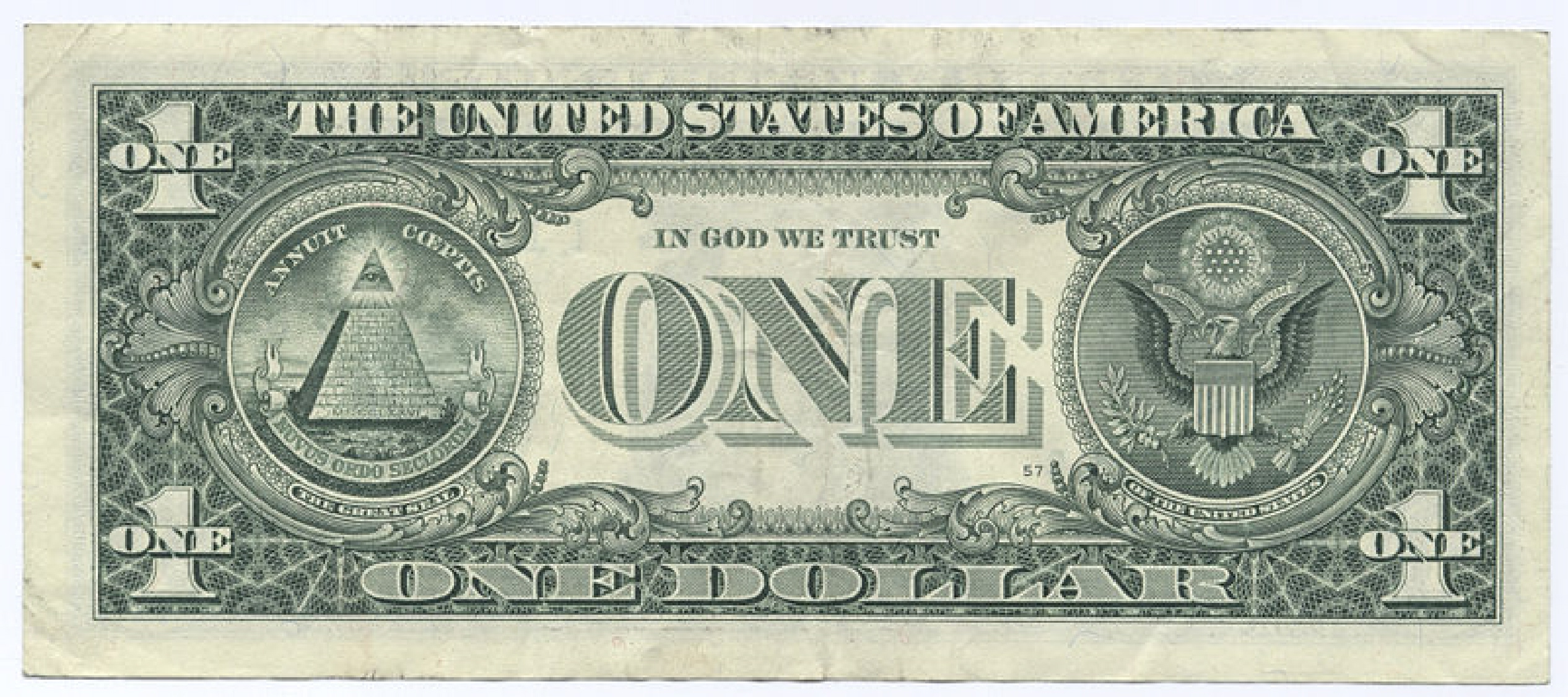 Photo of the dollar
