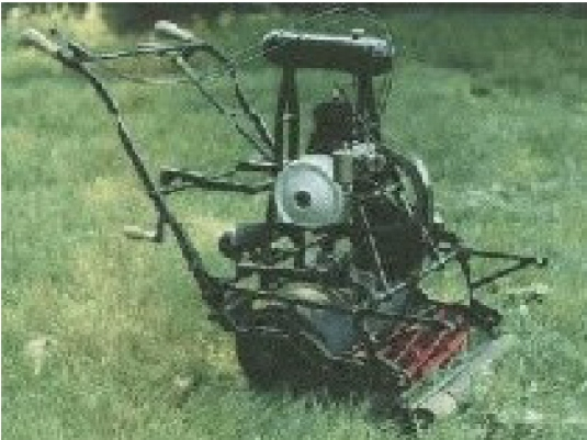 Qualcast Model E 1920 - 30