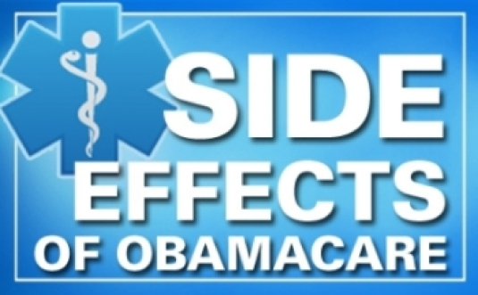 side effects of Obama care 1
