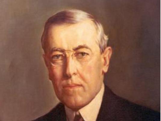 Woodrow Wilson 1a