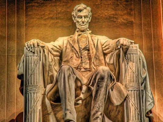 Abraham Lincoln Memorial 1a