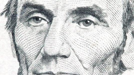Abraham Lincoln - sketch 2