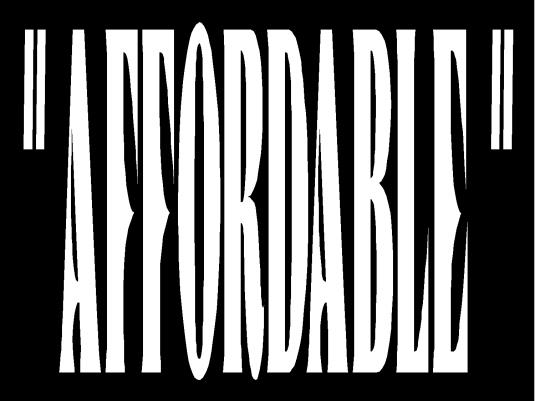 affordable 1