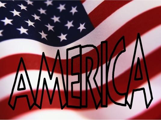 American Flag - America 1