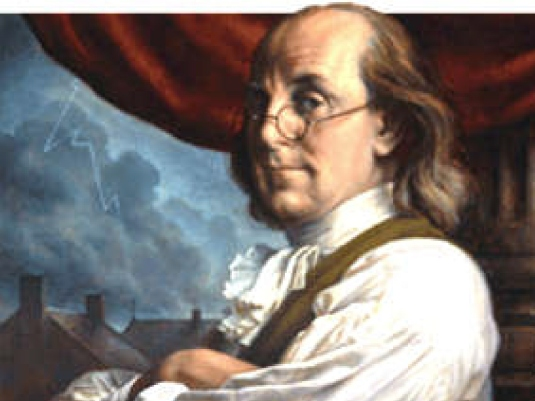 Benjamin Franklin 4a