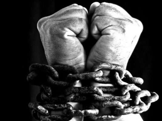 chained hands 1