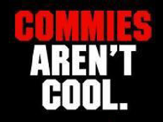 Commies aren't cool 1a