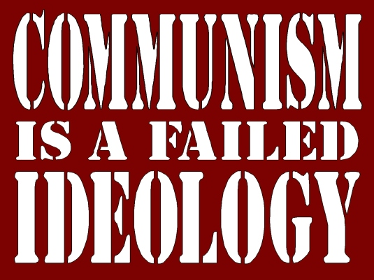 communism is a failed ideology