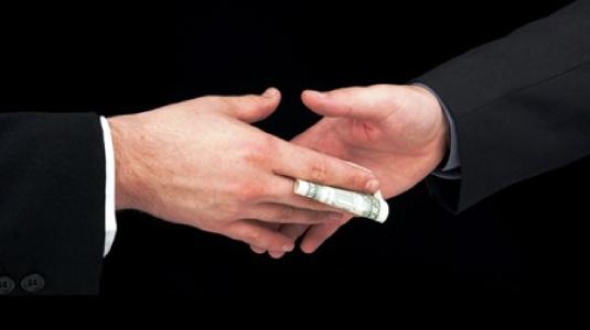 corruption bribes 1