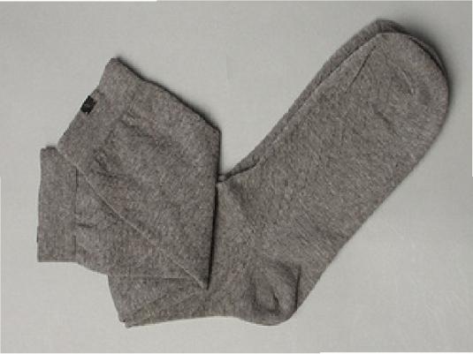 gray sock 4