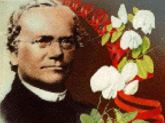 Gregor Mendel  3a
