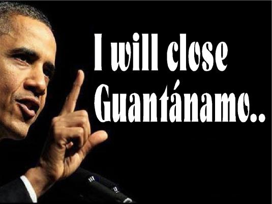 I will close Guantánamo 2a
