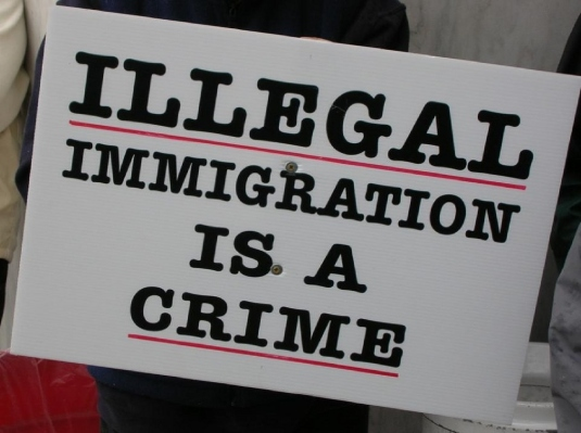 illegal immigration is illegal