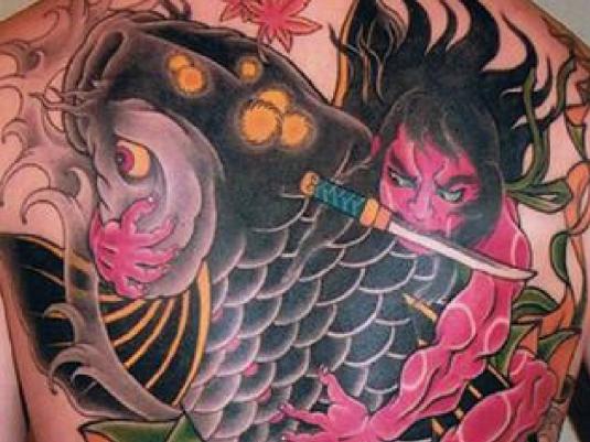 Japanese tattoo 1a