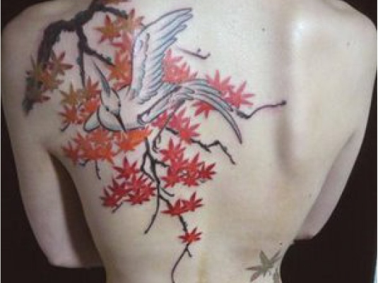 Japanese tattoo 2a