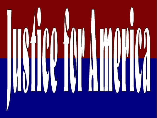 justice for America page break