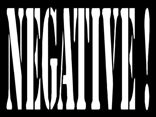 negative 1A