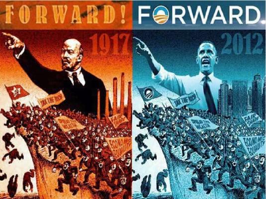 Obama - communist 1a