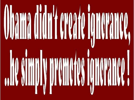 Obama didn't create 1