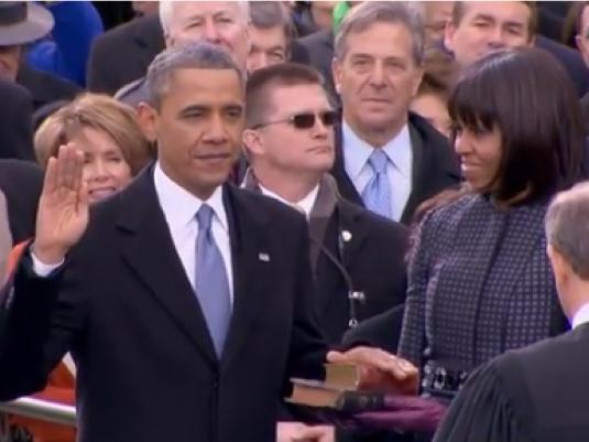Obama inauguration 1a