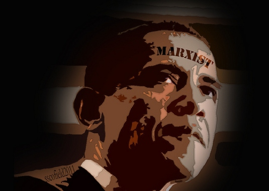 Obama Marxist 1