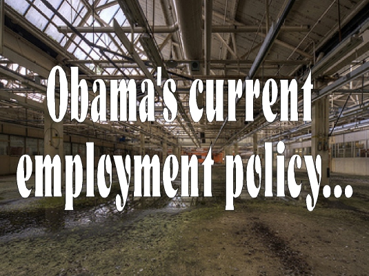 Obama's employment policy 1